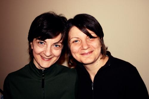 Iolanda and Cinzia Gervasi